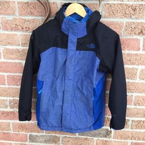 North Face Boys Medium Raincoat, Lining for Warmth